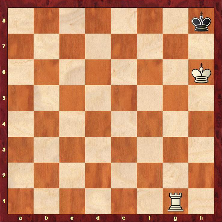 Rook Stalemates Black King